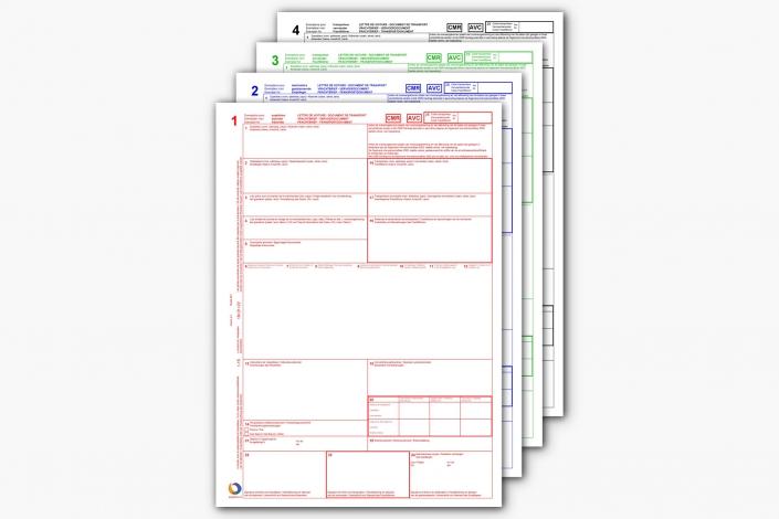 CMR EasyTrans Software